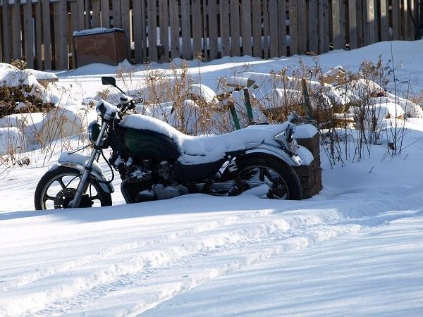Cómo combatir el frío en la moto