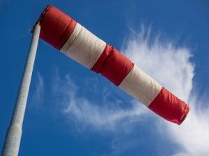 senal viento