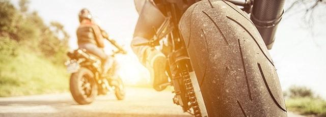Llevar la moto de vacaciones