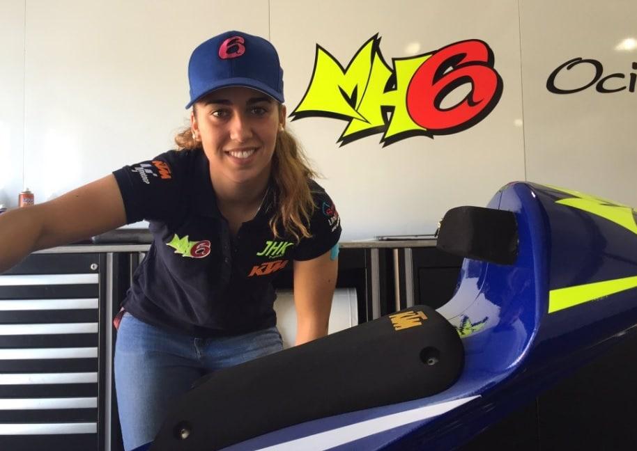 Maria Herrera MH 6