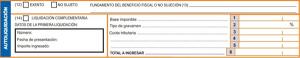 autoliquidacion modelo 620 impuesto de transmisiones